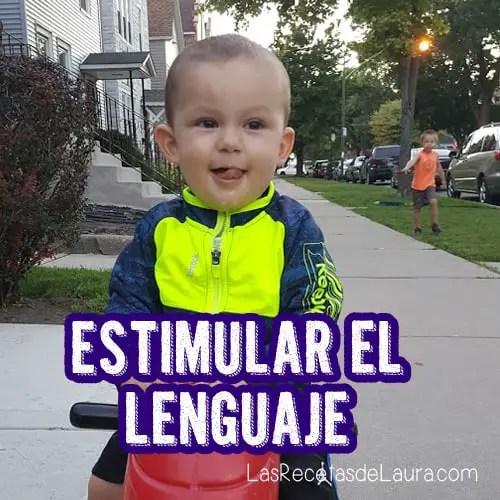 ¿cómo estimular el lenguaje en los niños? - las recetas de Laura