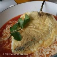 Chiles rellenos saludables - Las recetas de Laura