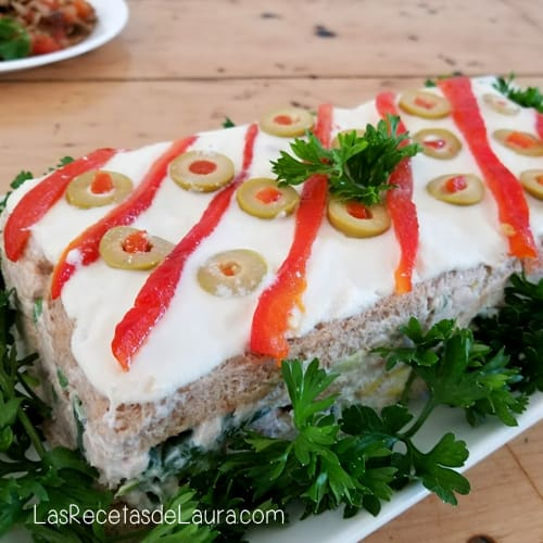 Tuna Cake - Spicy Latina Mom