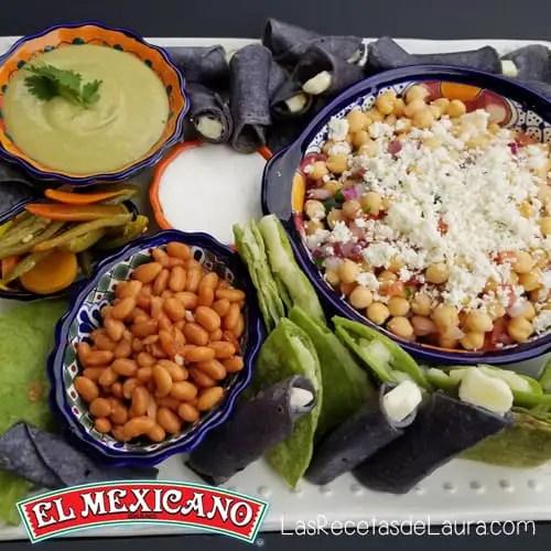 Botanas Mexicanas - las recetas de Laura