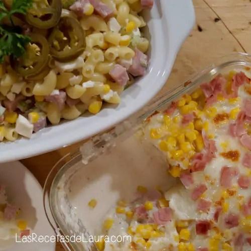 Guarniciones - las recetas de Laura