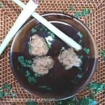 albóndigas de camarones - las recetas de laura