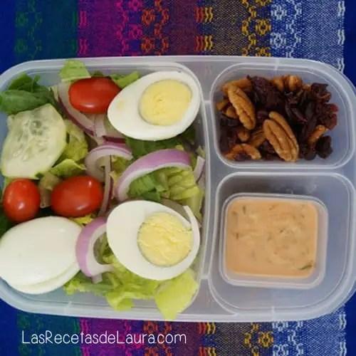 Ensalada jardín - Garden Salad