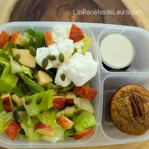 Summer salad - Las recetas de Laura