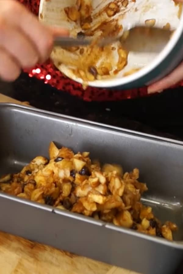 receta fácil de pay de manzana