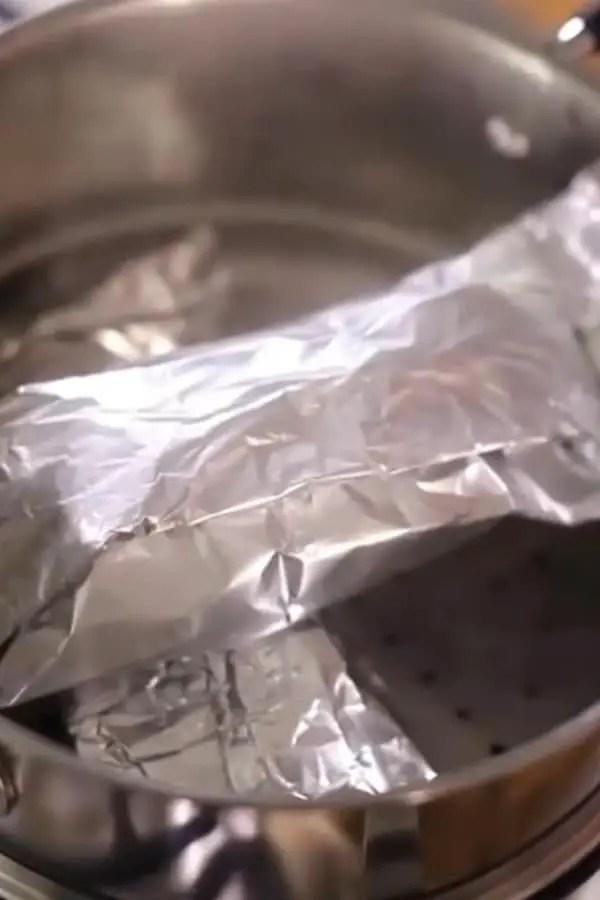 Receta de pescado empapelado