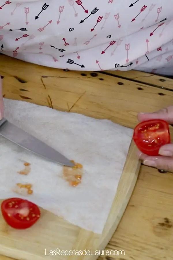 Como germinar tomates