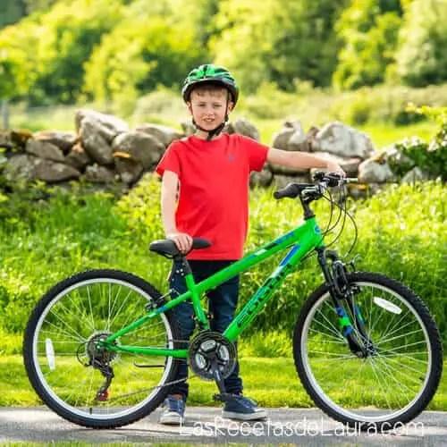 Bici para mi hijo