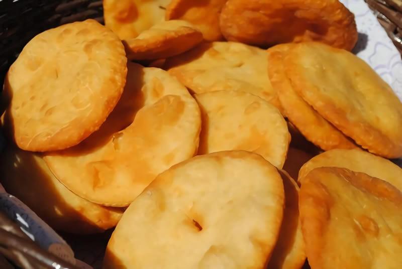 Torta fritas una tradicin familiar  Lasrecetasdelchefcom