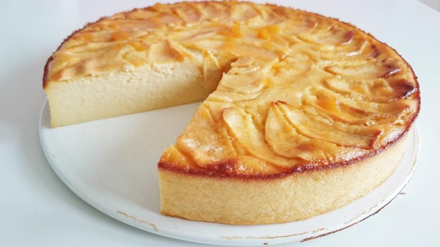Vamos a hacer una rica tarta de manzanas