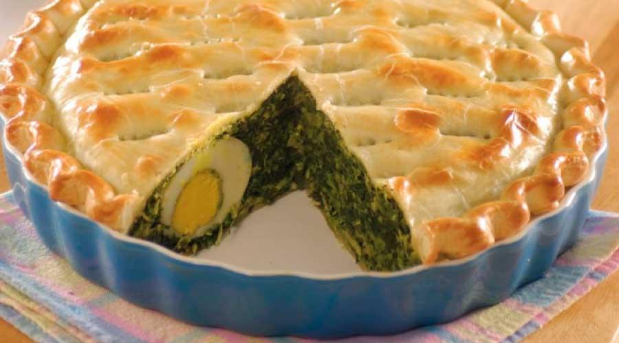 Cómo hacer la Tarta Pascualina