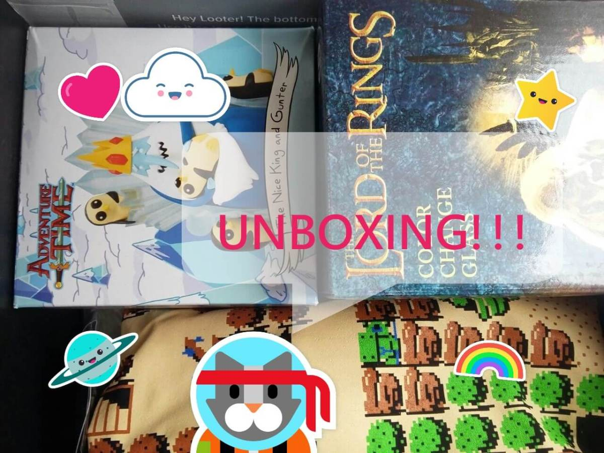 LOOT CRATE: Kingdom