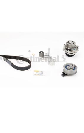 CONTI ZahnriemenSatz TimingBeltKit & Wasserpumpe A4 8E B6
