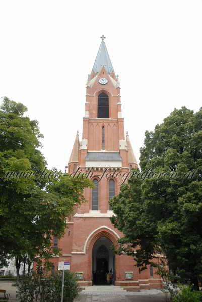 Pfarre Gersthof Fotograf Hochzeit Kirche