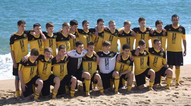 U-15 Spanien