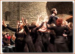 École LASSAAD International School of Theatre