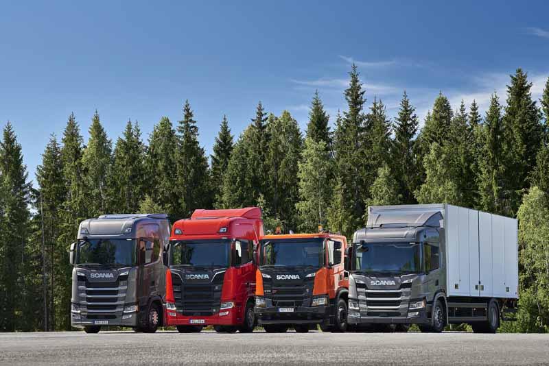 Scania Nouvelle Génération