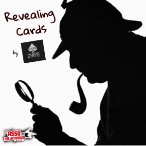 Revealing Cards by Laura Chips - INSTANT DOWNLOAD - Tutorial di magia scaricabile su Lassonellamanica.com, un sito, tutta la magia!