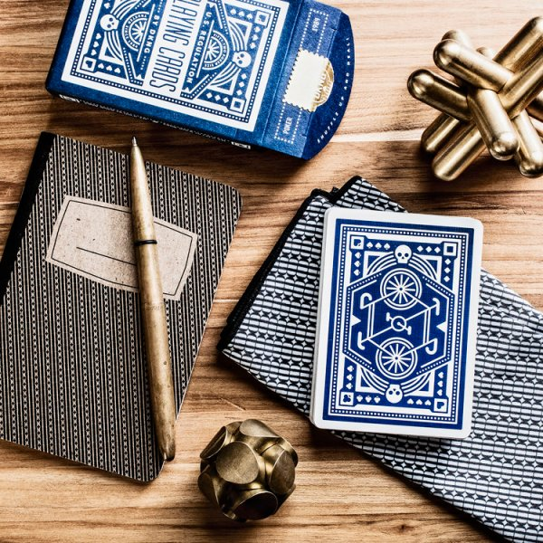Blue Wheels Playing Cards - LASSONELLAMANICA.COM - Mazzi di Carte, Giochi di Prestigio, Libri e Dvd di Magia. Recensioni, unboxing, tutorial!