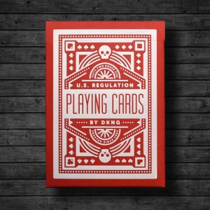 Red Wheels Playing Cards - Carte da Cardistry - Lassonellamanica.com, un Sito, Tutta la MAgia! Unboxing, Recensioni e Tutorial!