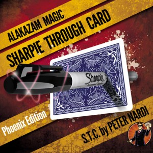 Sharpie Through Card (STC) By Peter Nardi
