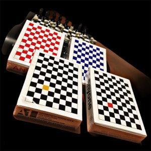 Set Checkerboard Cards By Anyone Worldwide - Mazzi Rari - Lassonellamanica.com, un Sito, Tutta la MAgia! Vendita Giochi di Prestigio.