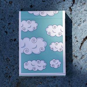 Cloud 9 Debut Limited Playing Cards by DifferentDecks - Carte Air Cushion Finish, giochi di prestigio, libri su Lassonellamanica.com