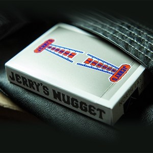 Feel Jerry's Nuggets Steel - Vintage - Carte Air Cushion Finish - Lassonellamanica.com, un Sito, Tutta la Magia! Vendita Giochi di Prestigio.