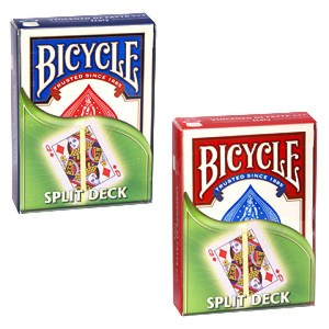 Bicycle - Split Deck