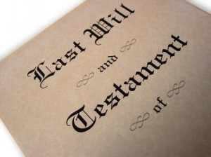 Free Last Will And Testament Forms | Last Will And Testament