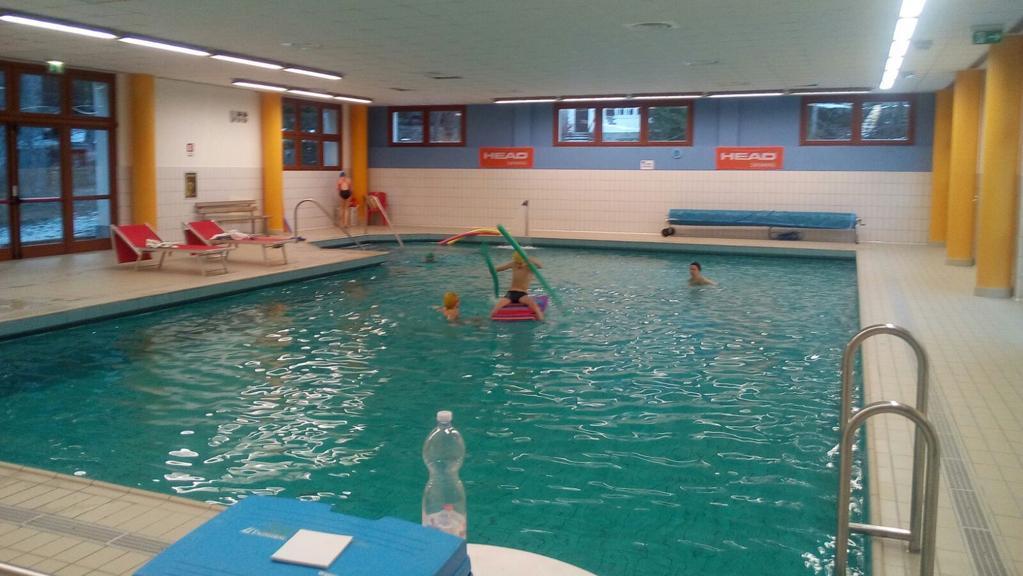 Macugnaga a Santo Stefano apre la piscina A gennaio ci sar anche il centro benessere  La Stampa