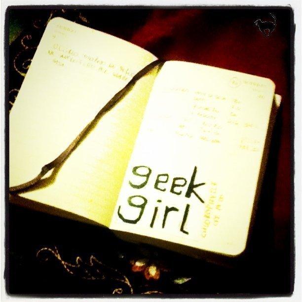 geek girl dinner
