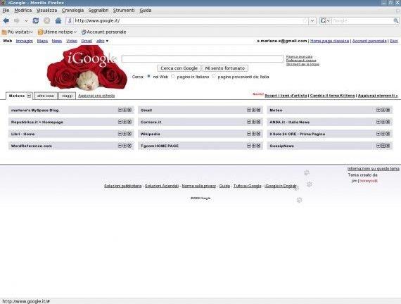 tema desktop