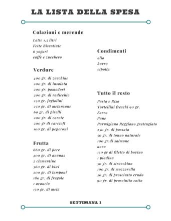 la lista della spesa (1)