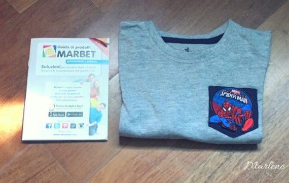 Piccoli danni o magliette anonime? Le toppe termoadesive di Marbet sono la soluzione.