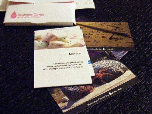 Marlene's moo cards