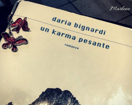 Un karma pesante, una lettura inutile e noiosa
