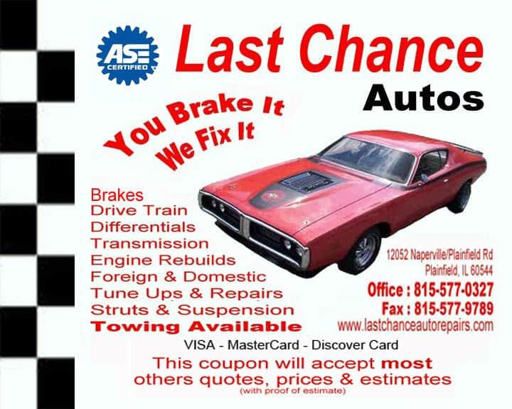 last chance auto repair