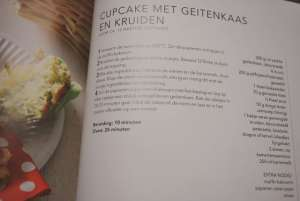 Recept: hartige geitenkaas muffins