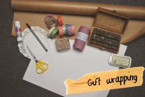 Lees meer over het artikel Giftwrapping