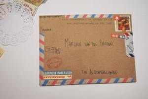 Letter writing project update