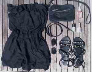 Outfit: playsuit