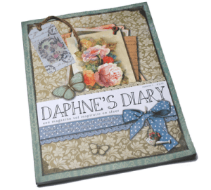 Giveaway: 5× Daphne's Diary magazine