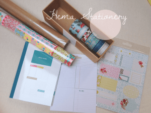 Stationery Shoplog: Hema & Paperchase