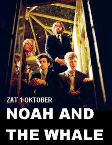 Noah and the Whale in concert