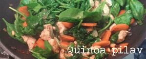 Recipe: Quinoa pilav