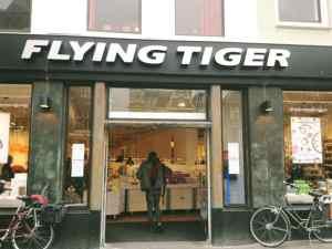 Hotspot: Flying Tiger