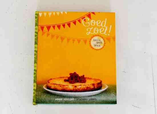 kookboek review goed zoet