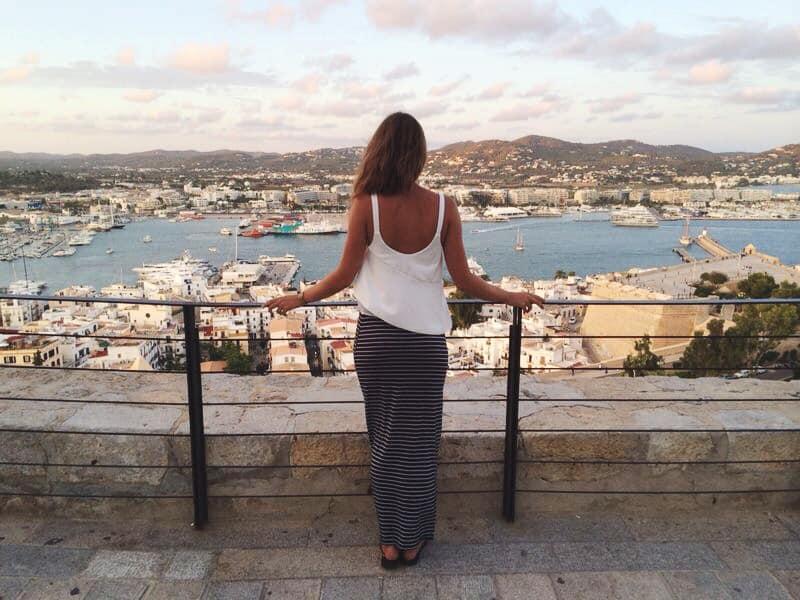 Ibiza through my eyes  Last Days of Spring