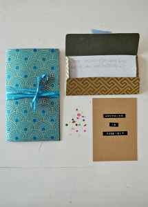 DIY: snailmail crafts (+ Fairminds snailmail workshops)